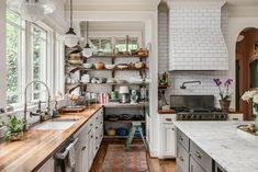 Nashville, Interior Design Career, Home Interior, Loft, French Country House, Construction, Open Shelving, Home Kitchens, Dream Kitchens
