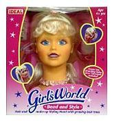 1980s Girls World toy