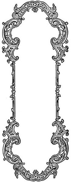 Cameo frames drawing | Cameo image - vector clip art online, royalty ...