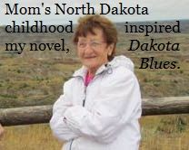 The second youngest of a poor family, her father died at age 40, leaving her mother with 8 kids to raise on a hardscrabble farm. Mom remembers dust storms, locusts, and drought during the Great Depression.