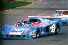 Jean Pierre Jabouille, Renault Alpine A441 group 5 (1974)