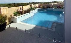 pool fencing unobtrusive - Google Search