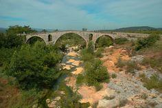 Via Domitia : Le Pont Julien