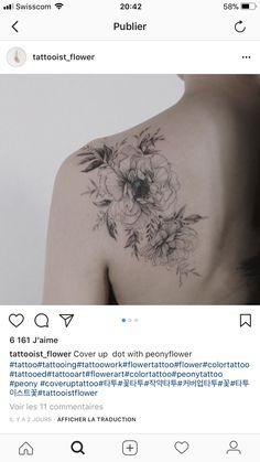 tattoist flower
