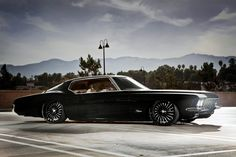 "1972 Buick Riviera – Custom 22"" Wheels"