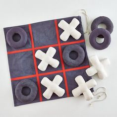 Tic-Tac-Toe Game Mat | The Land of Nod