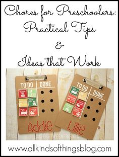 All Kinds of Things: Practical Tips for Managing Your Home, Your Kids, and Your Mess