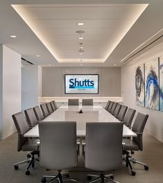 offices of law firm Shutts & Bowen located in Miami, Florida.