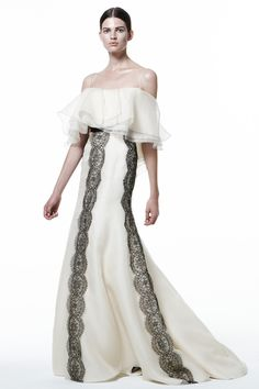 J. Mendel Pre-Fall 2013 - Review - Fashion Week - Runway, Fashion Shows and Collections - Vogue - Vogue