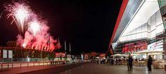 Audi Forum Neckarsulm - Top 40 Weihnachtsfeier Location Stuttgart #stuttgart #event #location #top #40 #feier #weihnachtsfeier #weihnachten #christmas #business #privat #party #firmen #event #christmas #soon #prepare #organise #special #unique #audi