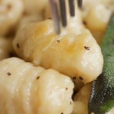 Easy Homemade Gnocchi - sub almond flour instead of regular, and sweet instead o. Easy Homemade Gnocchi - sub almond flour instead of regular, and sweet Italian Recipes, New Recipes, Vegetarian Recipes, Cooking Recipes, Favorite Recipes, Healthy Recipes, Easy Recipes, Cooking Games, Dinner Recipes