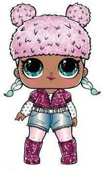 Glam Glitter yo'self with the long awaited series 2 of the Glitter series. Lol Dolls, Cute Dolls, Glam And Glitter, Doll Party, Making Hair Bows, Cute Drawings, Paper Dolls, Baby Dolls, Coloring Pages