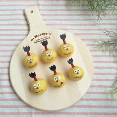 Cute Food, Good Food, Japanese Sweets, Food Humor, Food Presentation, Bento, Tea Party, Baking, Recipes
