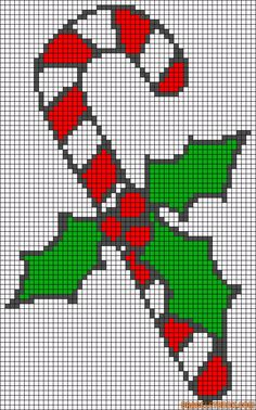 Knitted Christmas Angle Graph Barbara Breiter This