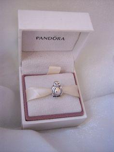 Authentic Pamdora Penguin Retired Silver Bracelet by JEWELSELAGANT, $30.00