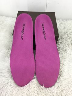Fits most to footwear with factory insoles you can remove. If you wear extra wide shoes, these insoles are right for you. For common foot pain, arch pain, heel pain & plantar fasciitis. Heel Pain, Wide Shoes, Berry, Footwear, Fashion Designers, Heels, Link, Clothing, How To Wear
