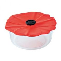 These silicone lids are great for giving up the plastic wrap. Re-heating, buffet serving, storing left-overs. They are great