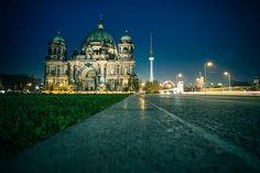 Night in Berlin #01 by PierrePocs, via Flickr