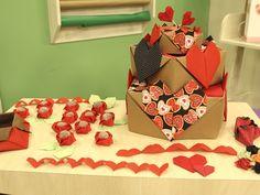 Arte Brasil   Forminhas e Bolo de Origami em Tecido - Thais Kato
