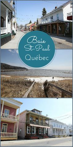 A getaway in Baie St-Paul, along the St-Lawrence river and located in the charming region of Charlevoix, province of Quebec, Canada