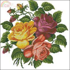 Rogoblen 7.21-Interlacing Rose - Mobil - www.pindiy.com