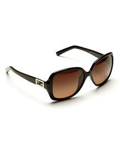 404e4e23e18 Black Gosh Fendi Sunglasses Project Runway