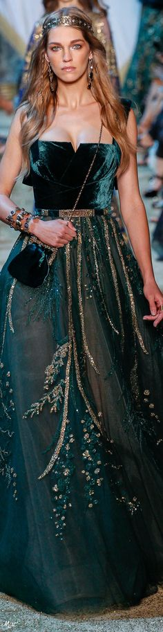 Fall 2017 Haute Couture Elie Saab