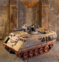 40k Conversion, Astra Militarum, Imperial Guard, Steel Legion, Taurox