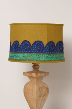 Embroidered Jaffa Lampshade - Anthropologie.com