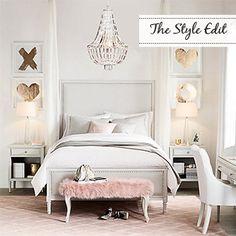 <h1>Fashion Editor's Bedroom</h1><p>Furniture & designer accessories </p>