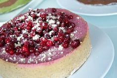 How to make a raw cake Raakakakku-ohje @ Halo pieni aikuinen/Lily Good Bakery, Raw Cake, Salty Foods, Sweet And Salty, Healthy Baking, Stevia, Raw Food Recipes, Halo, Sweets
