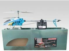 World's LARGEST GYRO RC HELICOPTER GYRO METAL 3.5CH RTF RC Helicopter 47 INCHES!! With 4 FREE SPARE BLADES! Comes in Red or Blue by Huge RC HELICOPTER. $199.99. Full Electric POWERED, 3.5CH, Comes with a metal Body. Length: 47 Inches. THIS IS THE WORLD'S LARGEST GYROSCOPE HELICOPTER. Includes 4 spare main rotor blades for FREE. LED Lights on the helicopter for night play, Ready to fly. THIS IS THE WORLD'S LARGEST GYROSCOPE HELICOPTER, Full Electric POWERED, 3.5CH, Come...