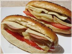 Sandwiches, Healthy Eating Tips, Healthy Nutrition, Batch Cooking, Cooking Recipes, Crepes, Mini Burgers, Hot Dog Buns, Bagel