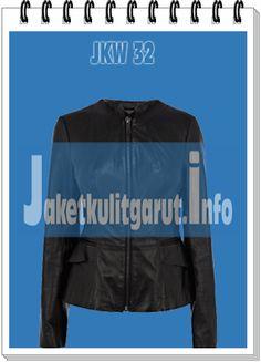 Jaket Kulit Wanita JKW 32