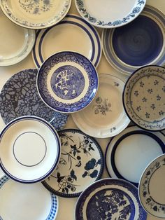Ranmaru Diversity Blue Salad Plate(s) | Dishes | Pinterest | Salad ...