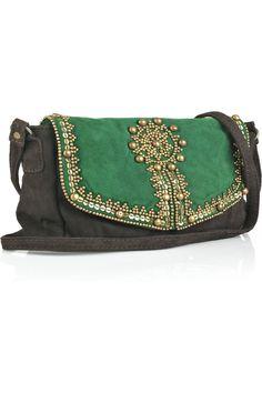Antik Batik bag, so vintage! Lovin'