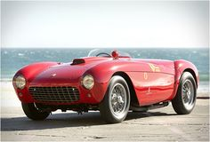 WANT! De 1954 Ferrari 500 Mondial Spider
