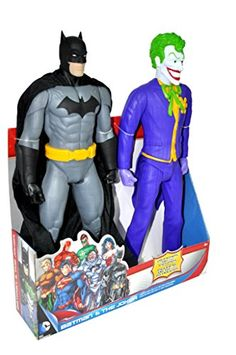 "DC Universe 20"" Figures Batman and Joker Action Figure DC... http://www.amazon.com/dp/B00J0XDALY/ref=cm_sw_r_pi_dp_N64kxb1A7W5HB"