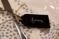 Inspired Wives: Chalkboard Themed Bridal Shower