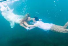 Under the Sea. Kona Wedding