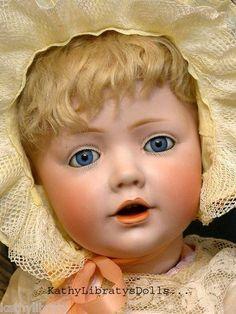 A wonderful Hilda doll by Kestner.
