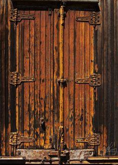 Aged door one of my favorites