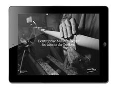 Milan interactive visual experience for ipad by J. Mailhot, via Behance Milan, Singing, Behance, Photography, Business, Behavior, Fotografie, Photography Business, Photo Shoot