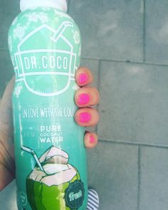 """5 Likes, 1 Comments - Yagna G (@yagna_g) on Instagram: """"Time to hydrate with pure health - coconut water 💕 @dr.coco #coconut #coconutwater #summer #weekend…"""""""