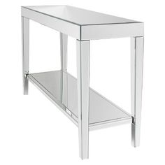 Mirrored Console Table, Console Table