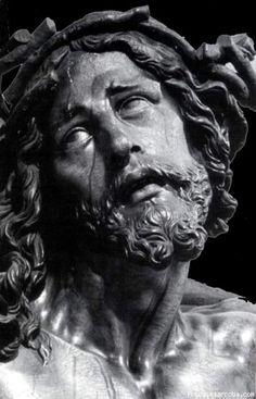 Spain. Cristo de La Agonía // Juan de Mesa