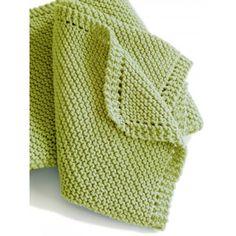 Farnsworth Blanket Pattern (Knit) - Lion Brand Yarn