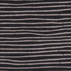 Bamboo Stripe Liquorice - BEBE BOLD: JAPANESE TEXTILES & CRAFT