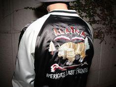 minsobi-urban-classic Men's Sukajan Jacket – Alaskaスカジャン