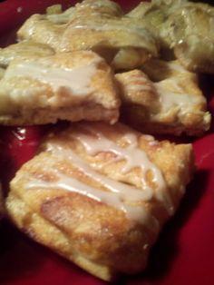 "sunshines easy apple danish! ""a easy prepared snack or treat.yumm""  @allthecooks #recipe"